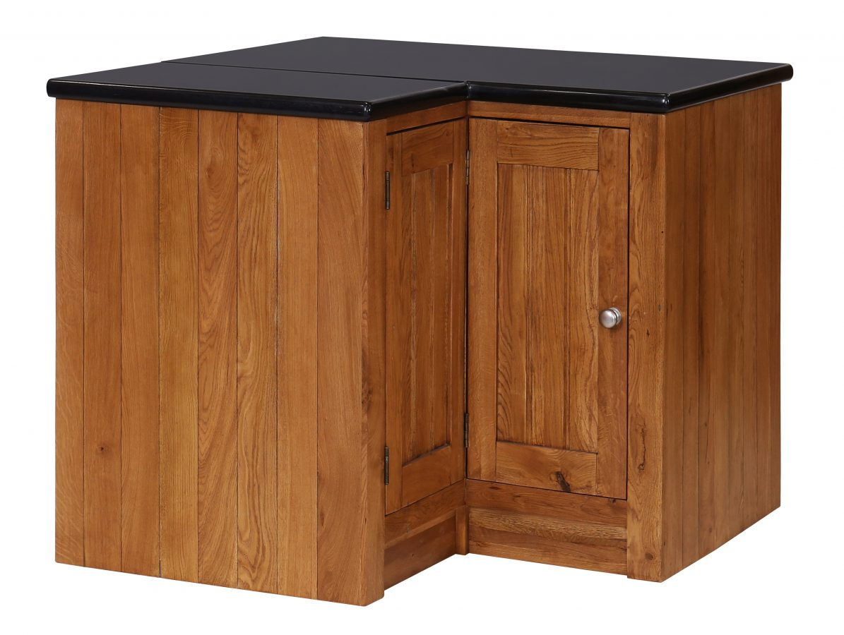Avelyn Corner Unit with Granite Top