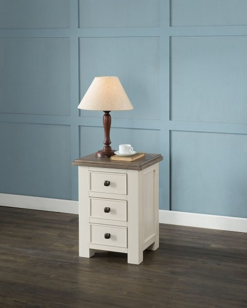 54-21 Bedside with 3 drawers 1