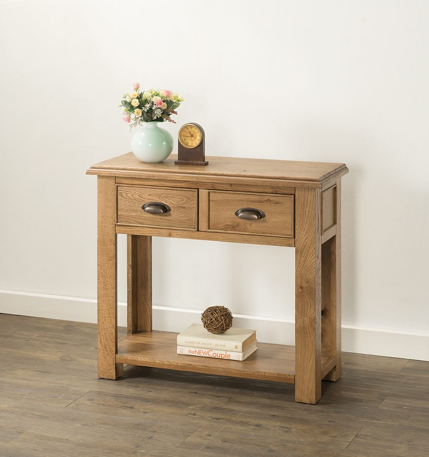 60-01 Console Table with 2 drawers