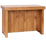 Avelyn – Butchers Block with 2 Shelves and 2 Drawers 2