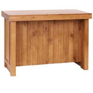 Avelyn - Butchers Block with 2 Shelves and 2 Drawers 2