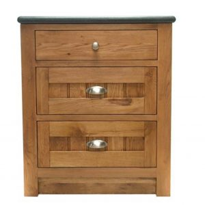 Avelyn Cabinet with 3 Drawers