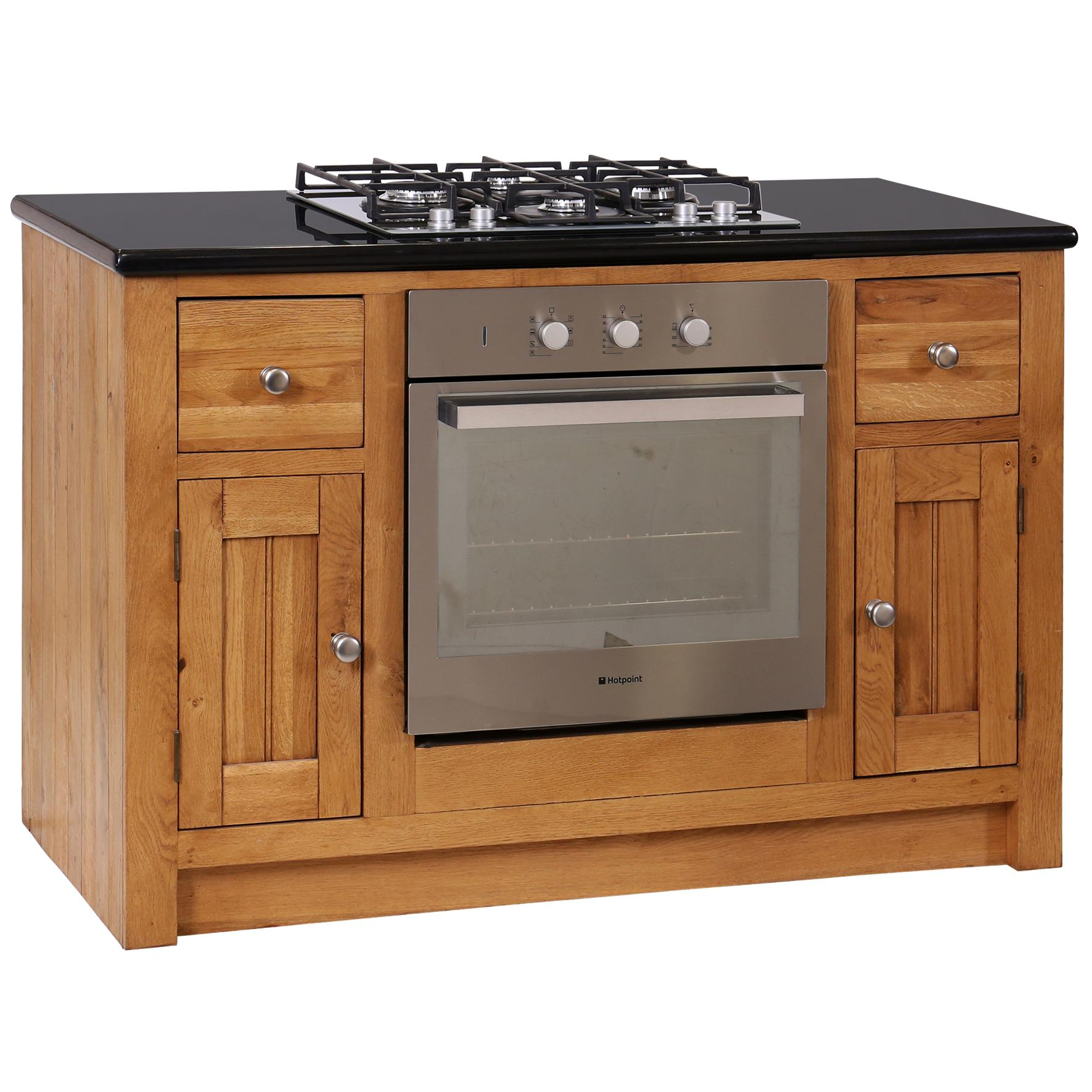 Oak Oven Unit
