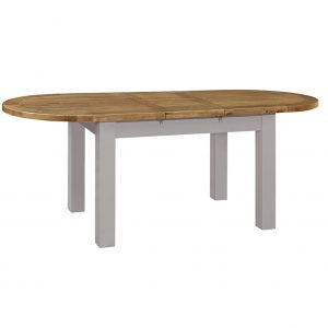 Charlton Grey - Oval Ext Dining Table