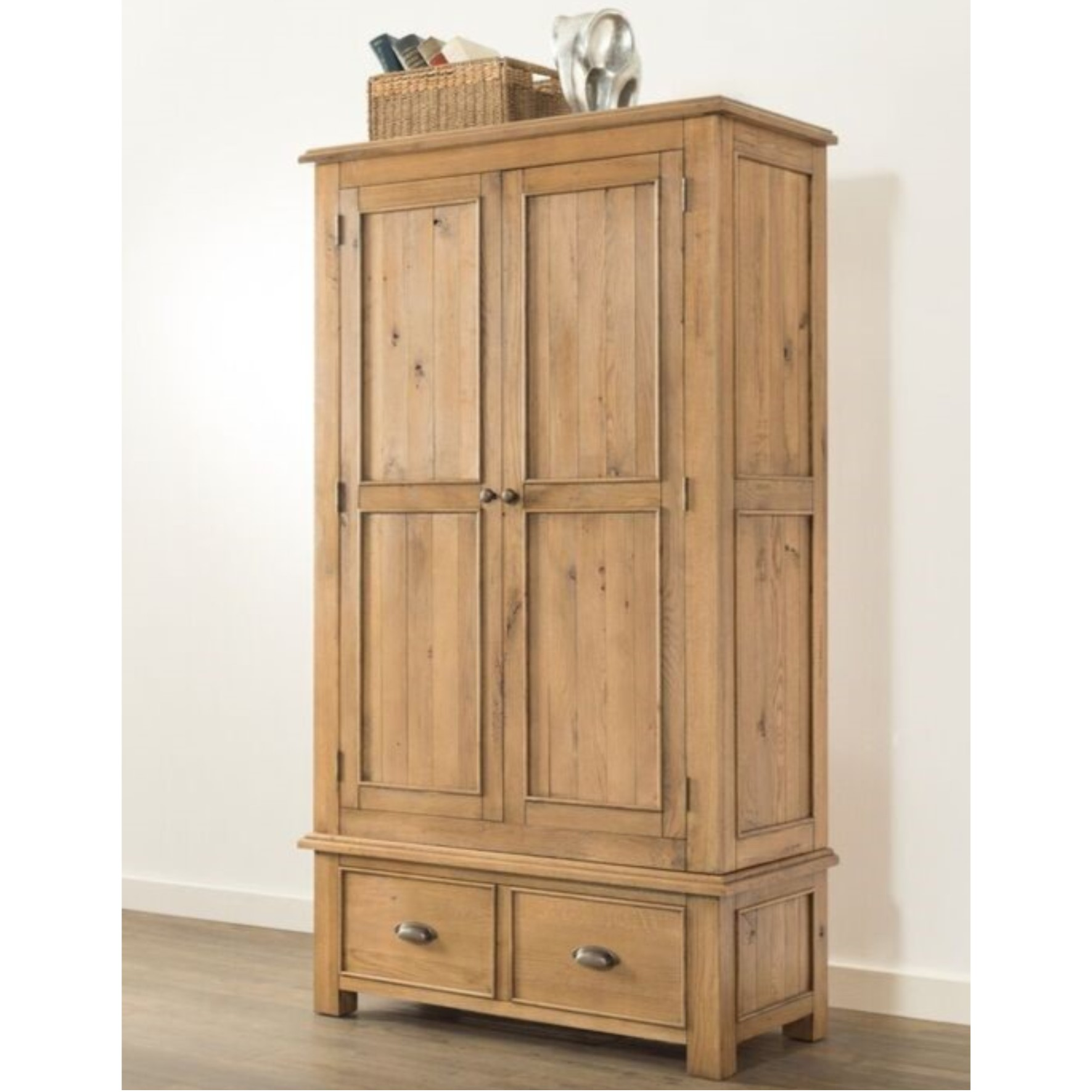 Harlow - Double Robe with Drawer