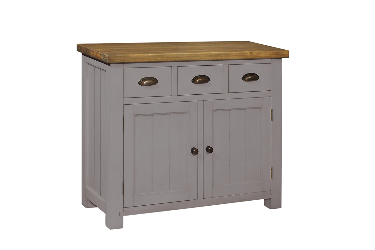 3 Drawer 2 Door Sideboard