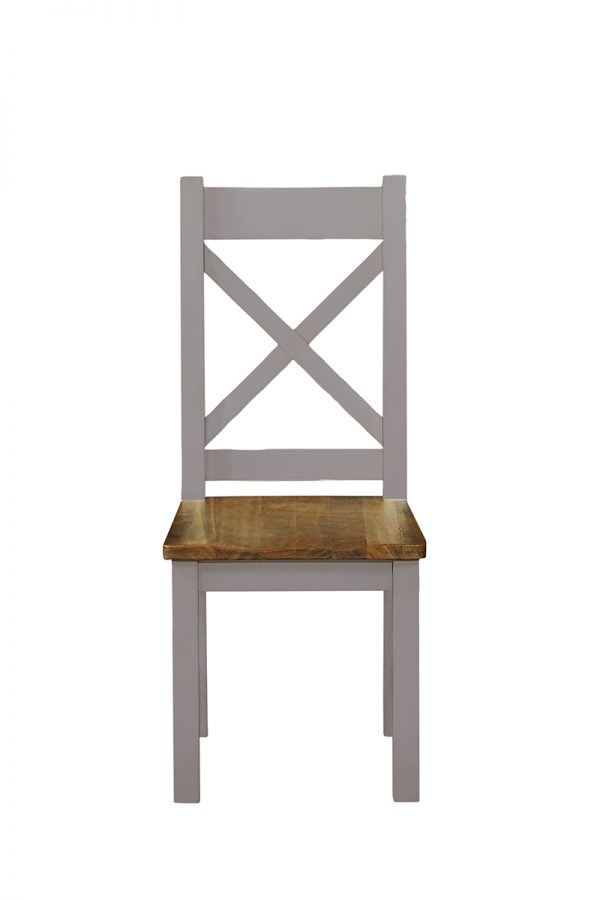 N-CW-23 - Dining Chair Timber Seat