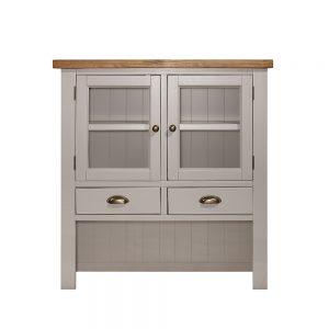 Hutch for 3 Drawer 2 Door Sideboard