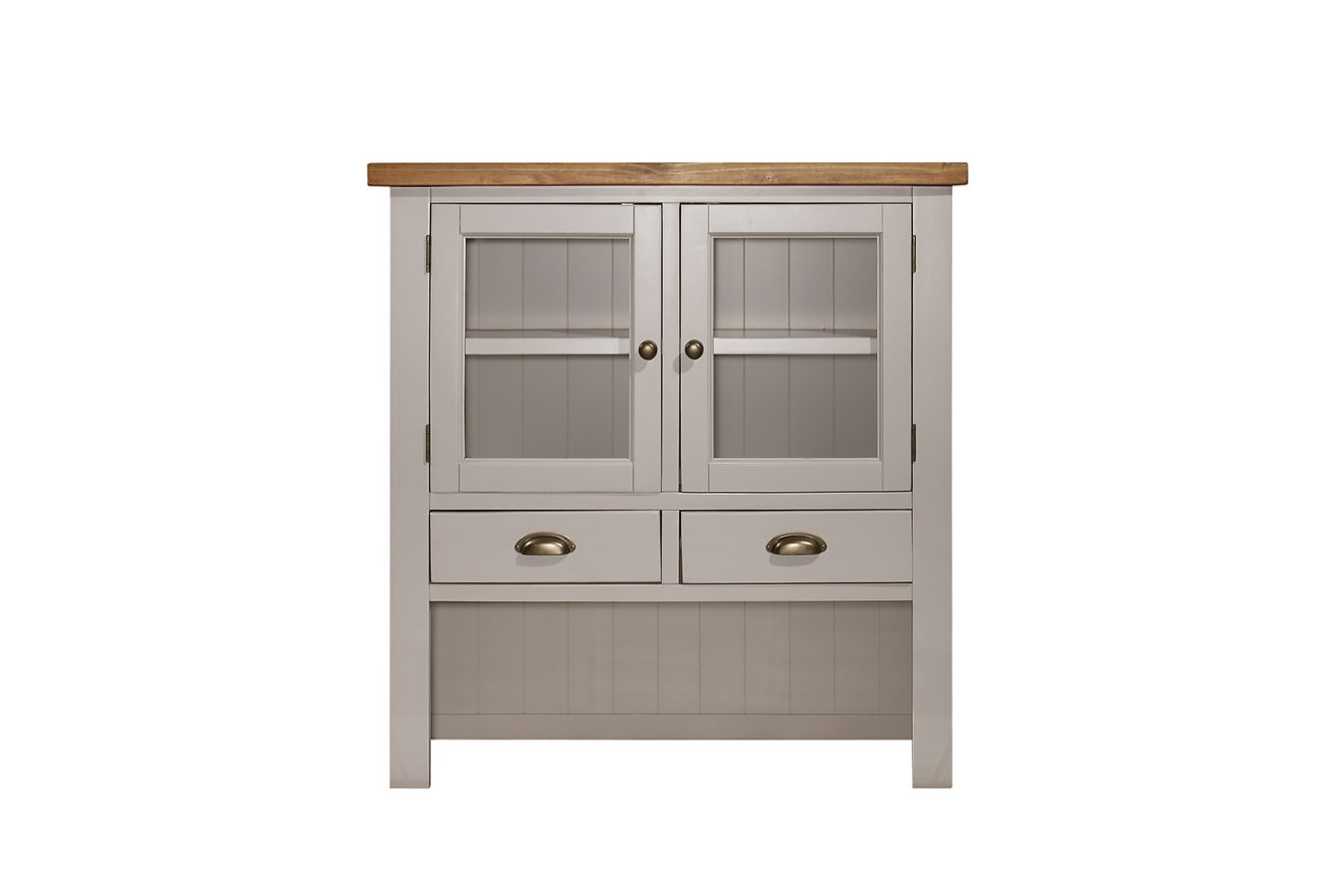 Hutch for 3 Drawer 2 Door Sideboard