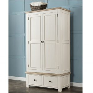 Porto - Double Wardrobe with Drawer