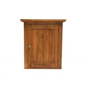 Right Wall Cabinet & 1 Wooden Door