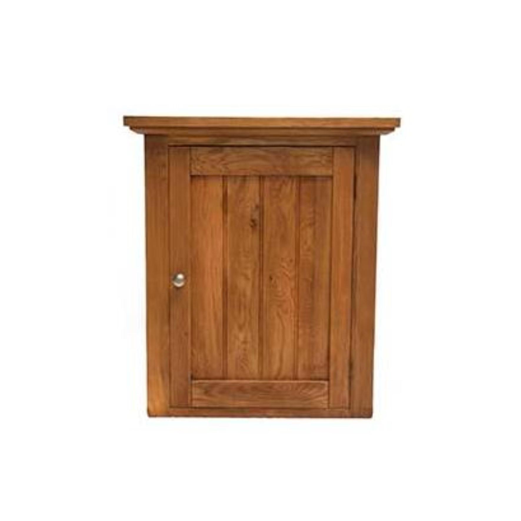Right Wall Cabinet & 1 Wooden Door