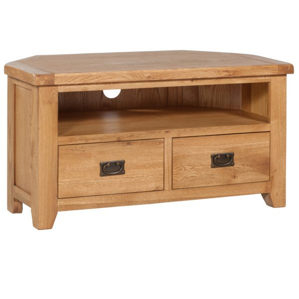 Vaughan – Corner TV Unit