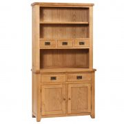 Vaughan – Hutch for 2 Door Sideboard 2