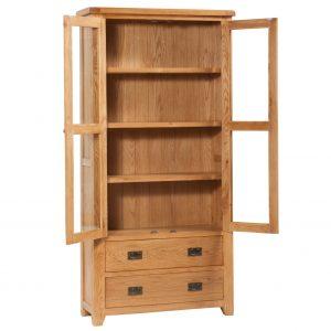 Vaughan - Large Display Cabinet 2