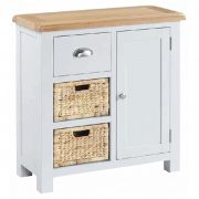 Compact Sideboard With Baskets