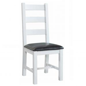 Halle - Richmond Ladder Back Chair - Oak Seat