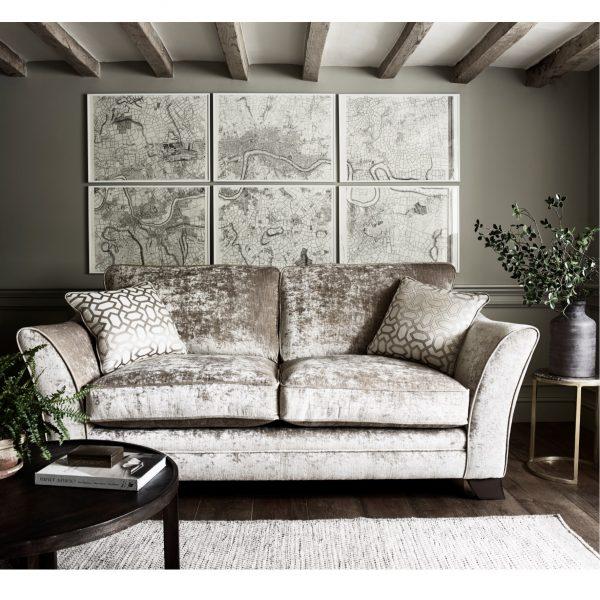 Harriet 3 Seater Sofa