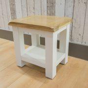 Halle Soft Cotton Lamp Table