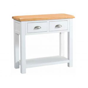 Halle Console Table with 2 Drawers