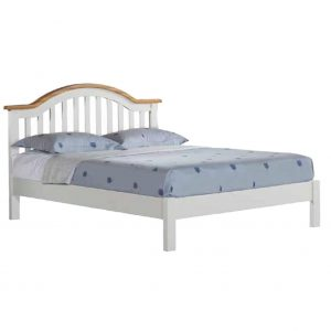 Halle Soft Cotton Curved Top Bed