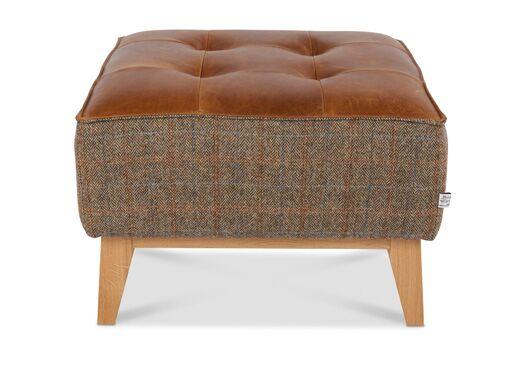 Portland Vintage Leather Sofa 3