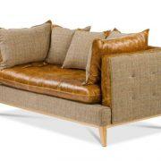 Portland Vintage Leather Sofa 4
