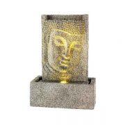 LED Wall Buddha