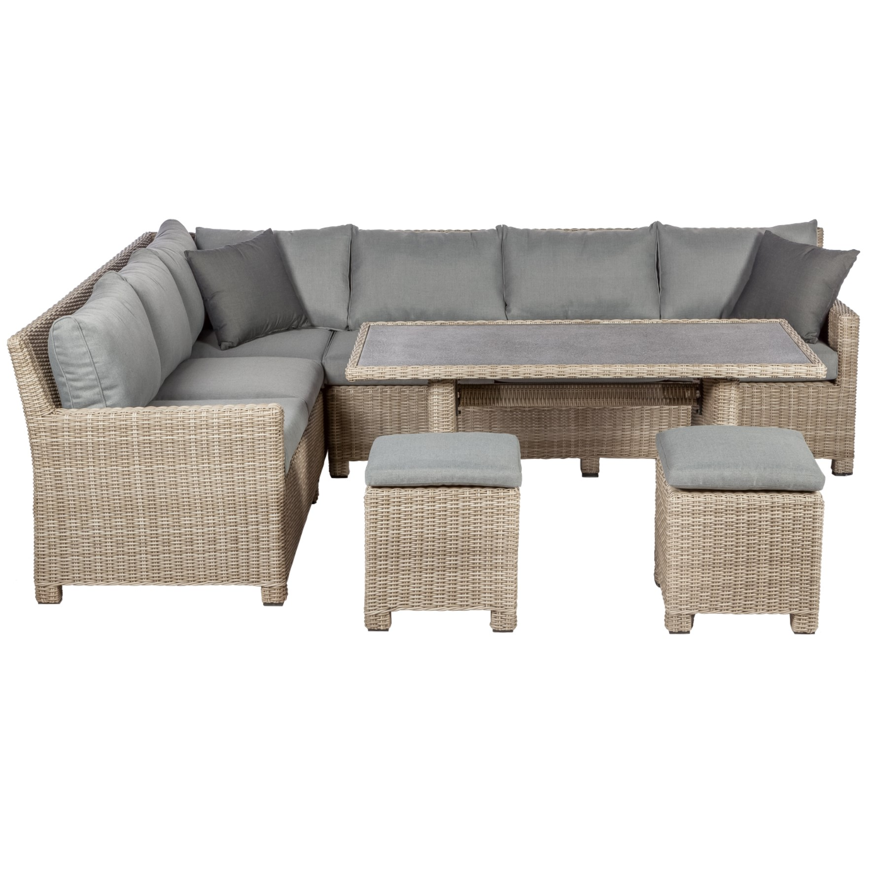 winder chunky deluxe rattan sofa set charnley 39 s home. Black Bedroom Furniture Sets. Home Design Ideas