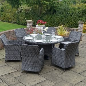 Supremo Rydal 6 Seater Dining Set