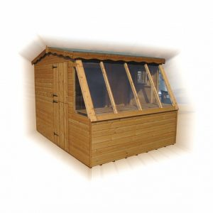Combi Potting Shed