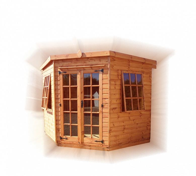 Georgian Corner Summerhouse