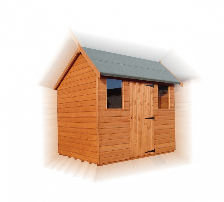Hipex Shed