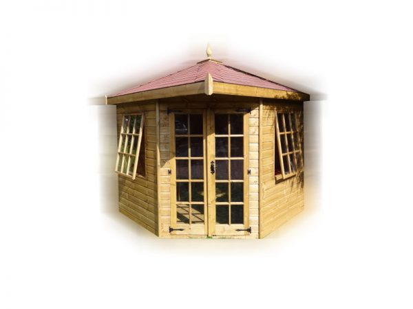 Hipped Summerhouse