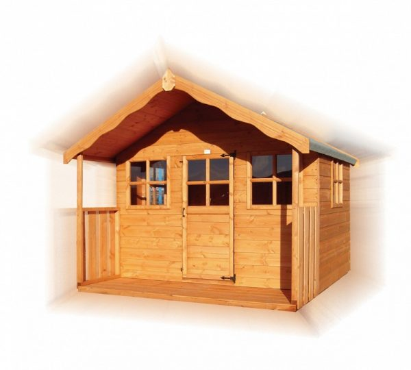 Ladybird Cottage Playhouse