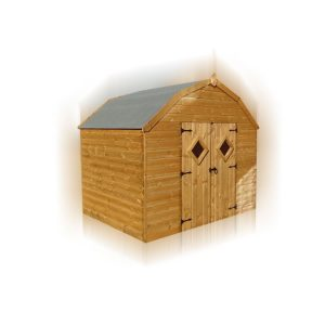 Mini Barn Playhouse
