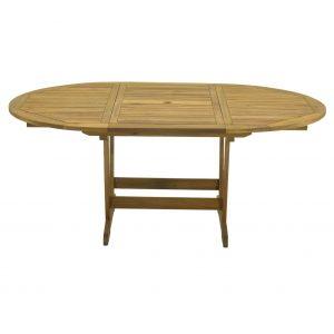 Extending Garden Table