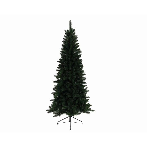 Lodge Slim Pine Artificial Xmas Tree