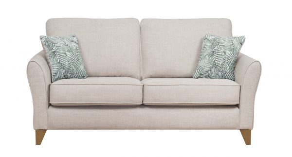 Fairfield – 2 seater – Front – Civic stone