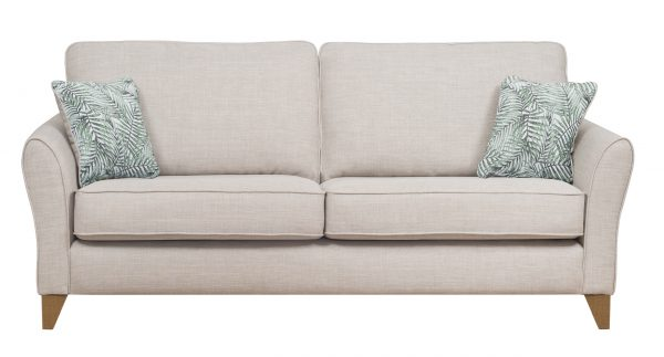 Fairfield – 4 seater – Front – Civic stone