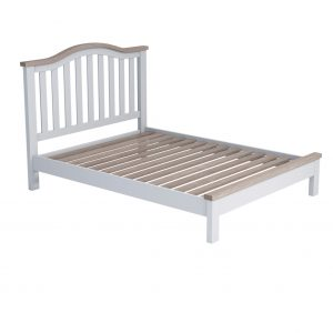 queen curve bed