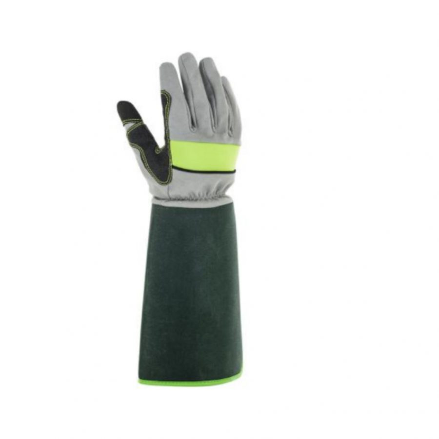 large gardening gloves