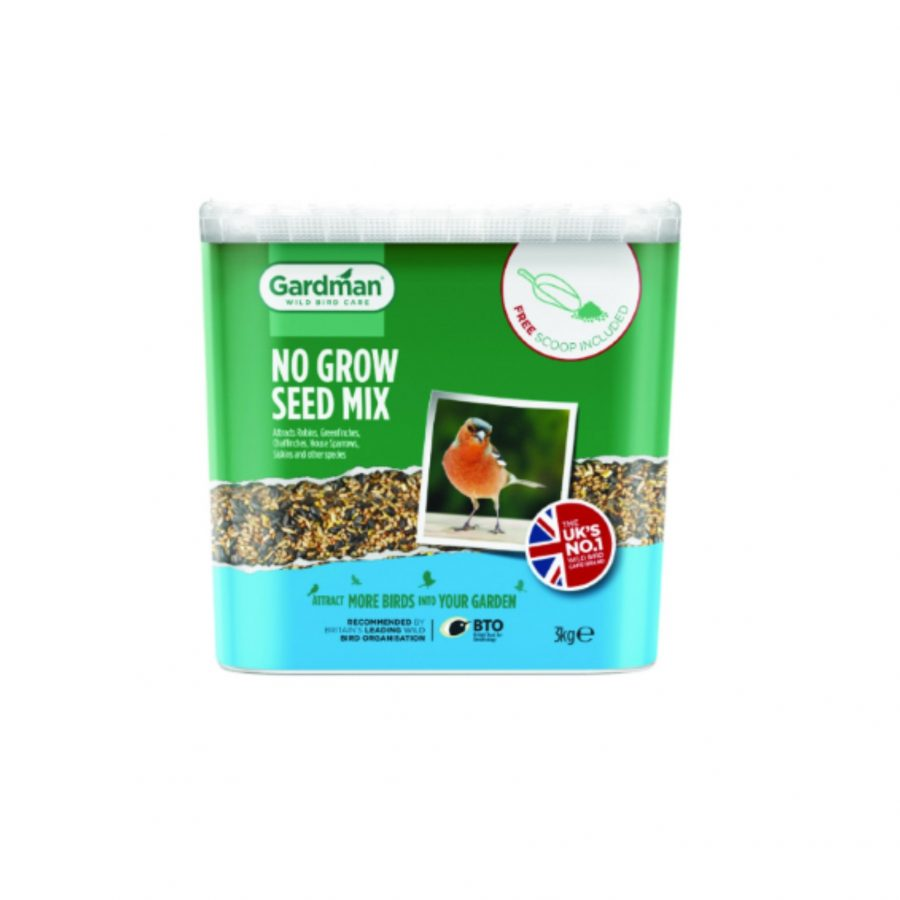 no grow boxno grow seed mix tub