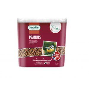 peanuts tub