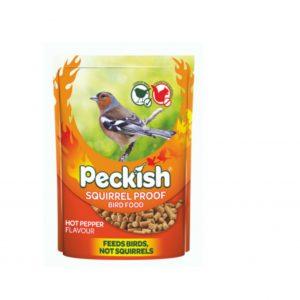 squirrel proof bird food