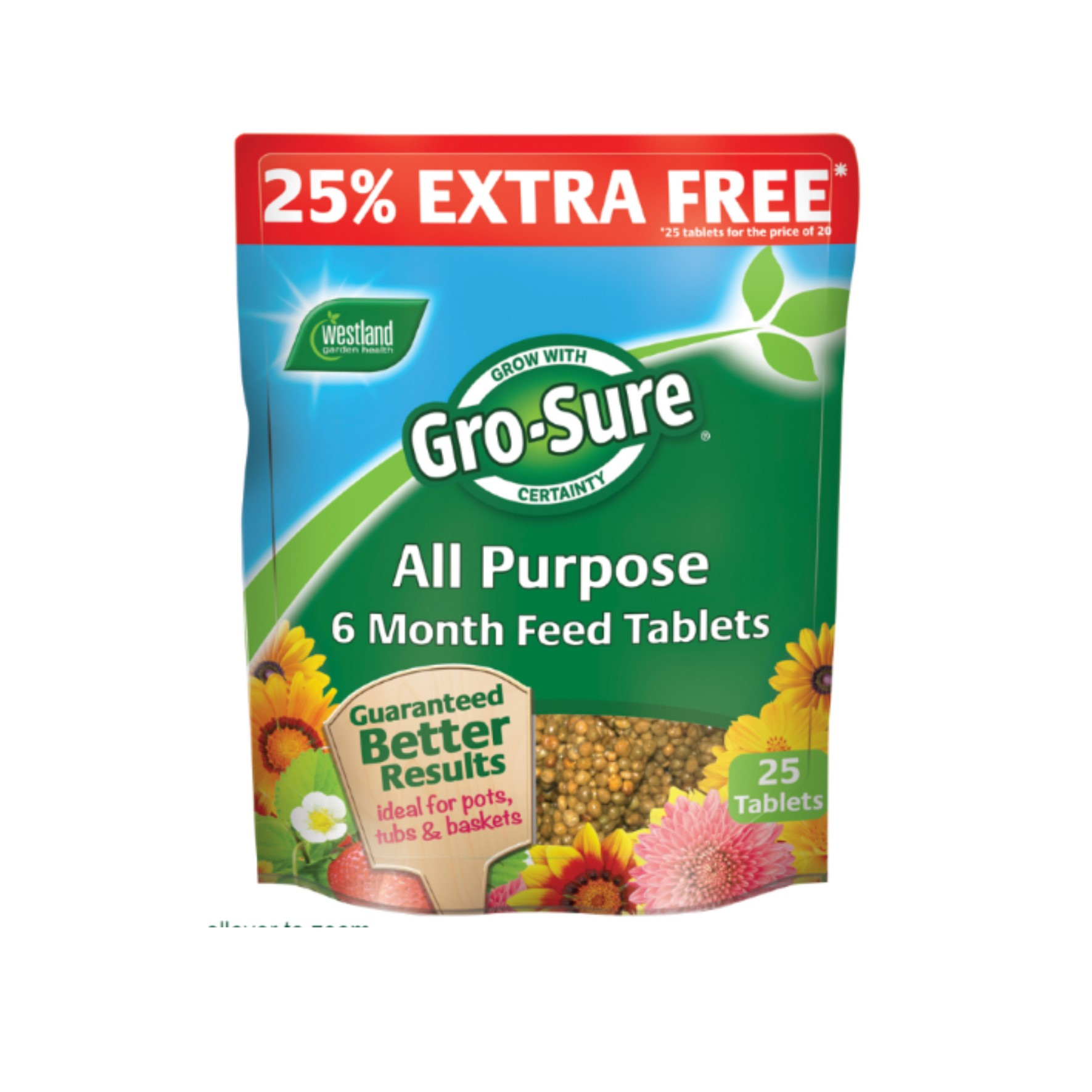 All Purpose 6 Month Feed Tablets