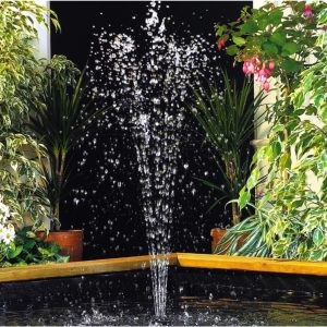 Cascade water feature
