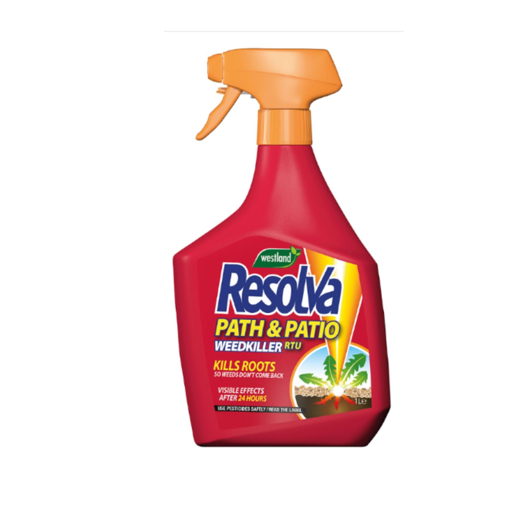 Path & Patio Weedkiller Spray