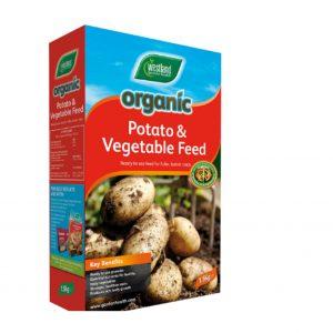 Potato & Vegetable Feed