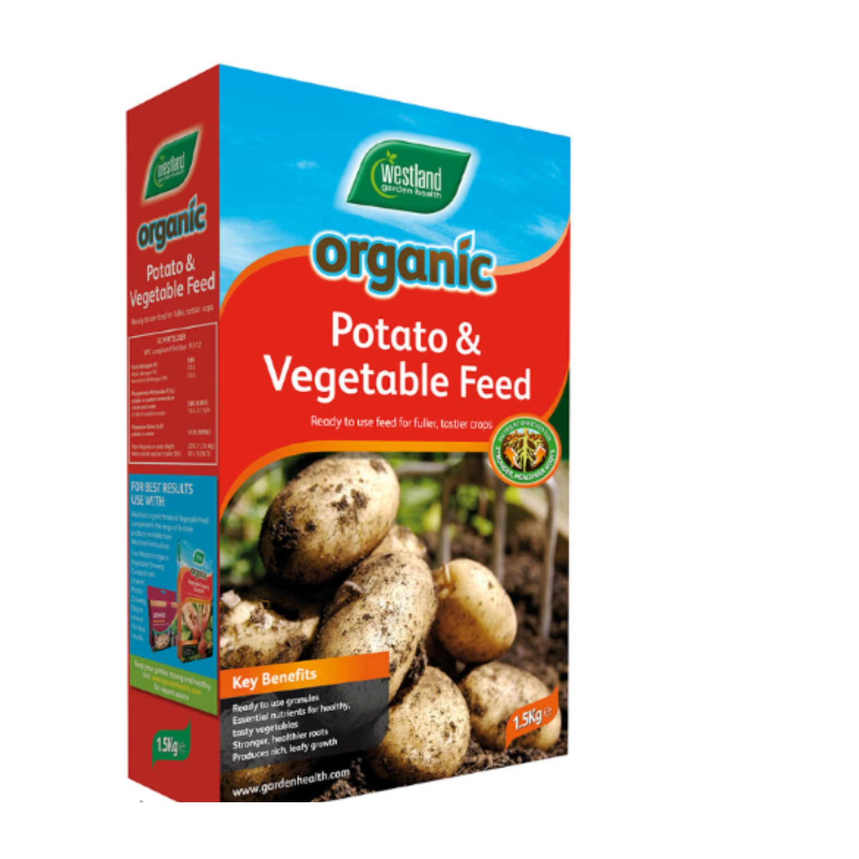 Potato & Vegetable Feed